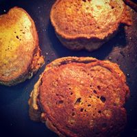 Squashpancakes